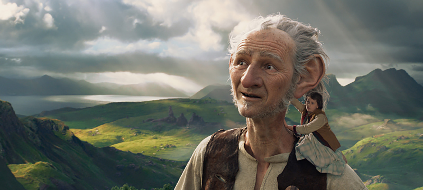 Movies Trailer – The BFG, directed by Steven Spielberg
