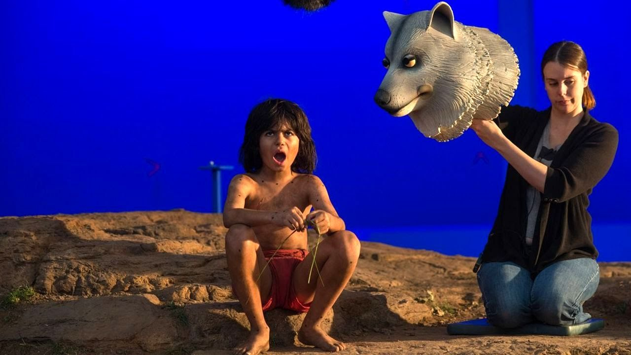 Jungle Book VFX Breakdown by Walt Disney [Video]