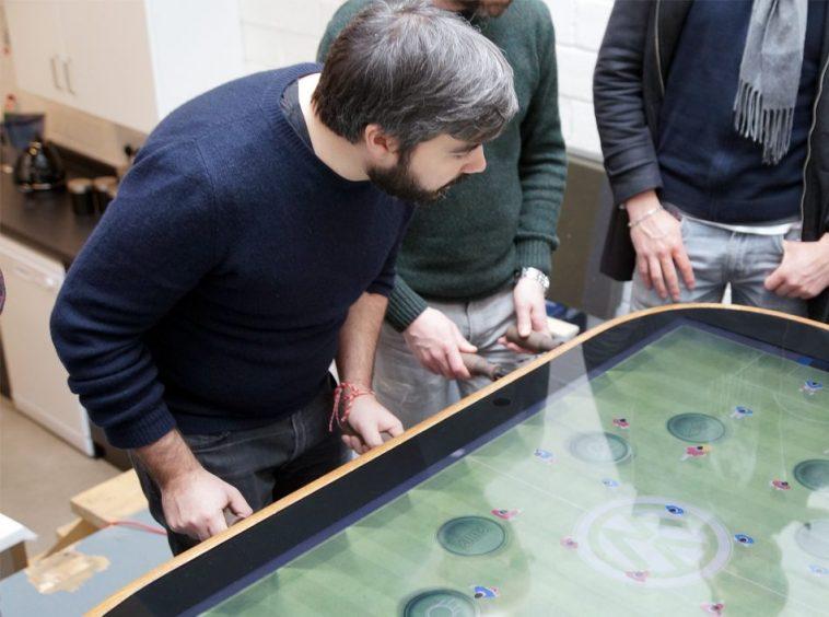 Foosball Arcade